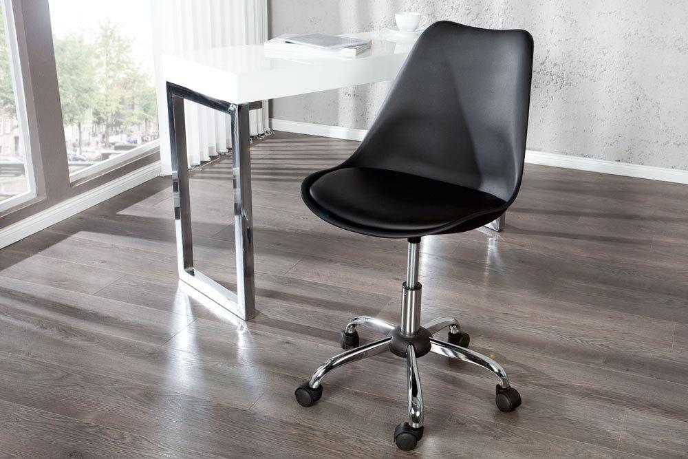 Krzesło Biurowe Scandinavia Fotel Obrotowy