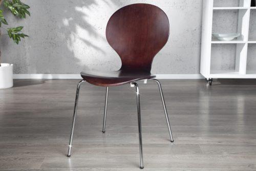Krzesło do kuchni Form Coffee zestaw 4szt
