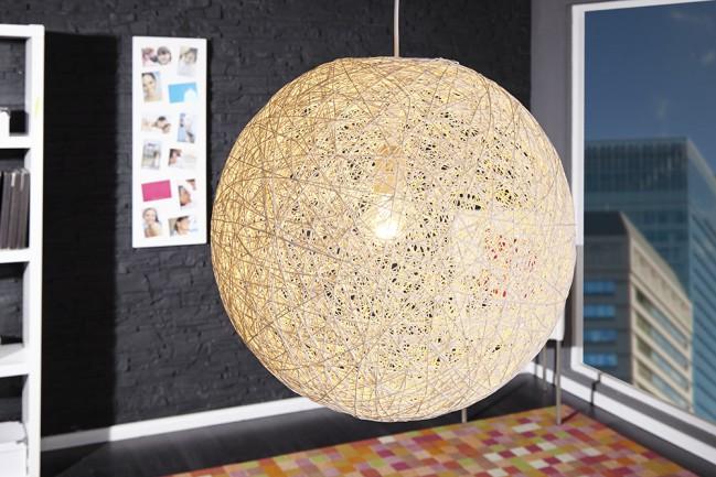 Stylowa lampa wisząca Cocoon M