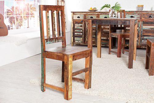 Krzesło Jakarta 95 cm drewno