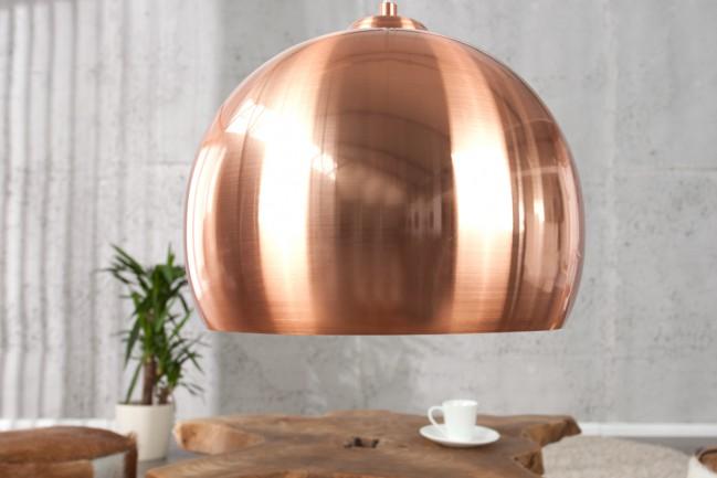 Ekskluzywna miedziana lampa COPPER
