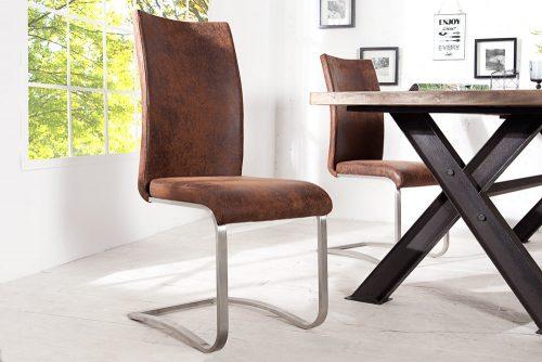 Arco Vintage Coffee - krzesło na płozach