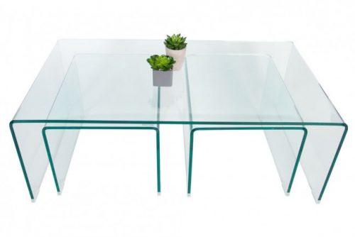 Nowoczesne stylowe stoliki do salonu Ghost 3