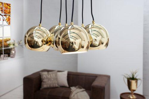 Nowoczesna lampa wisząca Perlota XL