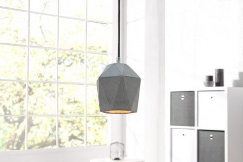 Nowoczesna lampa wisząca Cement Collection II