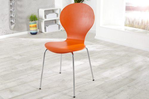 Krzesło biurowe Form Orange zestaw 4szt
