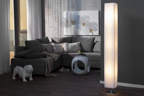 Nowoczesna lampa podłogowa Paris 160cm