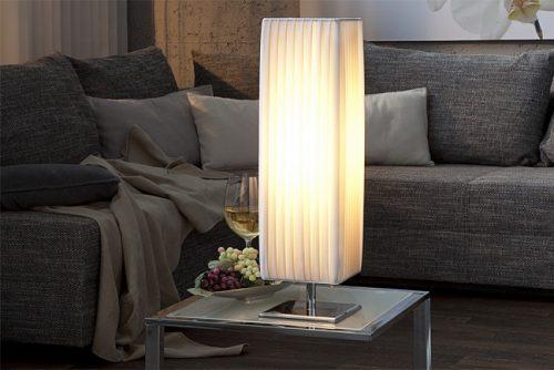 Nowoczesna lampa stołowa Paris