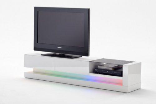 Nowoczesny stolik pod telewizor Twist