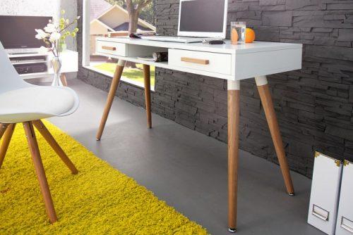Nowoczesne biurko w stylu retro Scandinavia