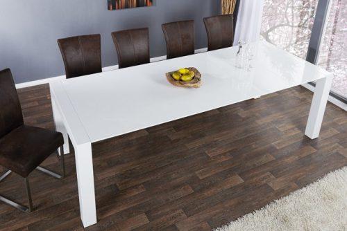 Elegancki stół do jadalni, salonu X 7 180 cm - 220 cm - 270 cm