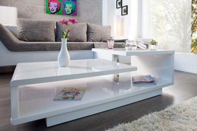 Stolik CONCEPT 100 cm biały