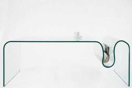 Szklany stolik Ghost 120cm