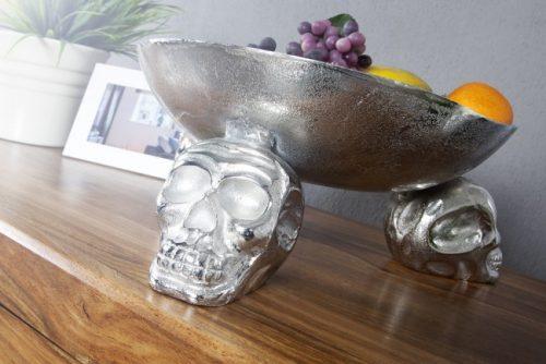 Misa na owoce z czaszkami Skull 35 cm
