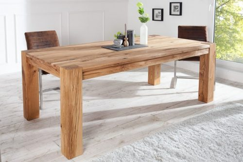 Ekskluzywny stół do jadalni, salonu Wild Oak 200 cm