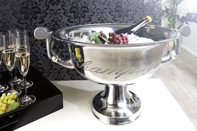 Nowoczesna misa do szampana - Wine Cooler Champagne 40 cm