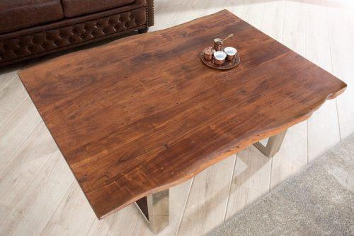 Drewniany stół do salonu Mammut 120cm