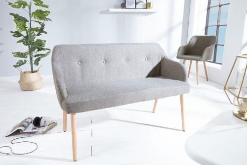 Ekskluzywna ławka design SCANDINAVIA