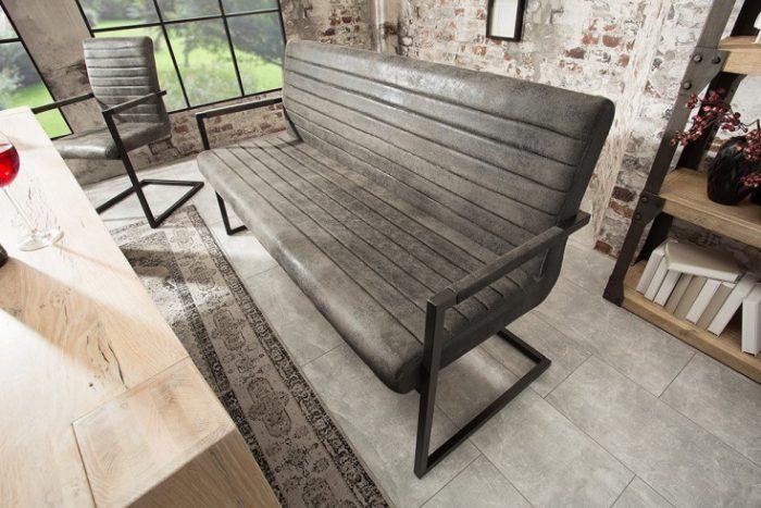 Wysokiej jakości ławka wspornikowa IMPERIAL 160cm