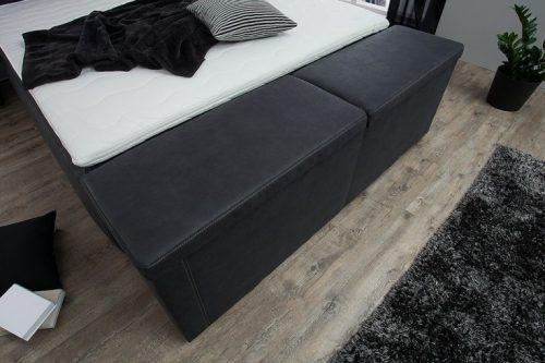 Projekt ławeczki stołowej PALAZZO 180cm antracytowej ławce