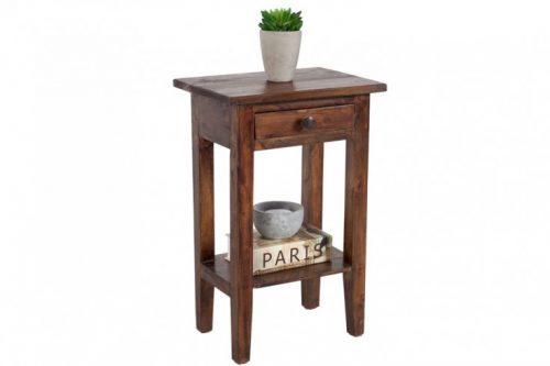 Stolik kawowy HEMINGWAY 55cm stolik boczny