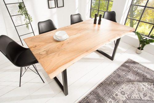 Masywny stół MAMMUT 180cm z drzewa akacjowego