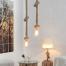 Lampa wisząca SEVEN SEAS 150cm  styl morski