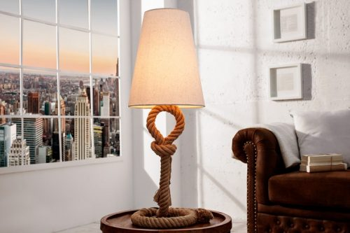 Lampa stołowa SEVEN SEAS w stylu morskim