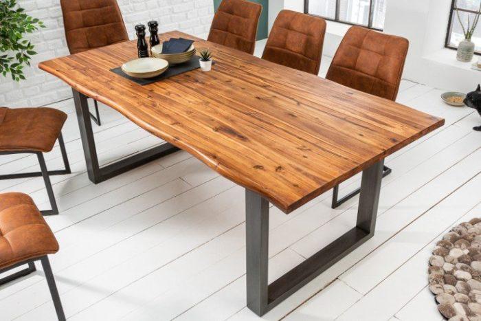 Stół do jadalni GENESIS 200cm akacja