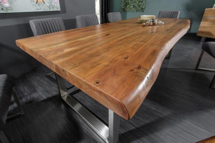 Stół MAMMUT 300cm drewno akacja