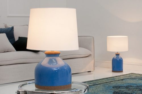 Ceramiczna lampa BLUE CLASSIC 50 cm