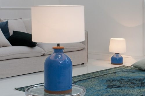 Ceramiczna lampa BLUE CLASSIC 60 cm