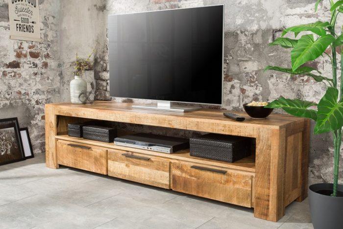 Komoda TV  IRON CRAFT RTV Mango 170cm