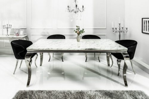 Stół MODERN BAROCK 200cm nowoczesny marmur