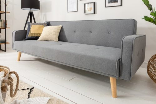 Sofa SCANDINAVIA 210cm skandynawska szara