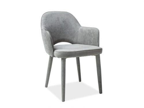 Krzesło Robin nowoczesne design szare