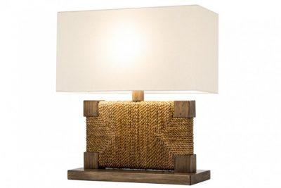 Elegancka lampa stołowa PURE NATURE III