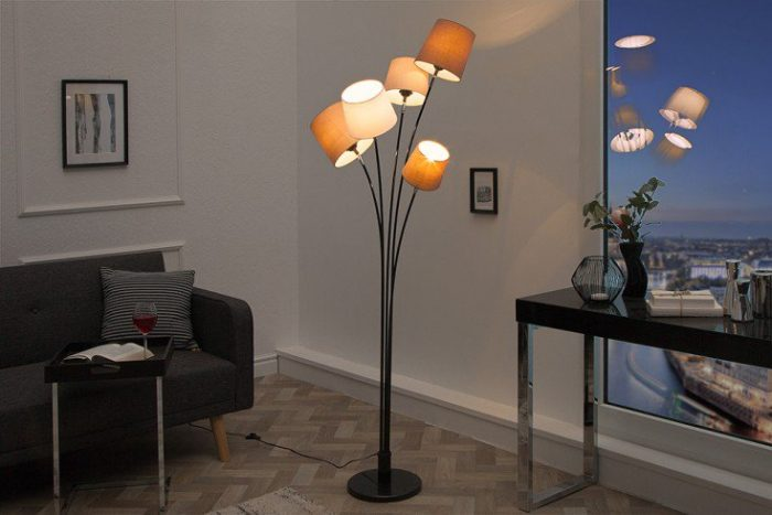 Nowoczesna Lampa podłogowa LEVELS