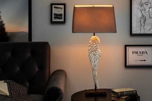 Wyjątkowa lampa stołowa ANGEL 85cm