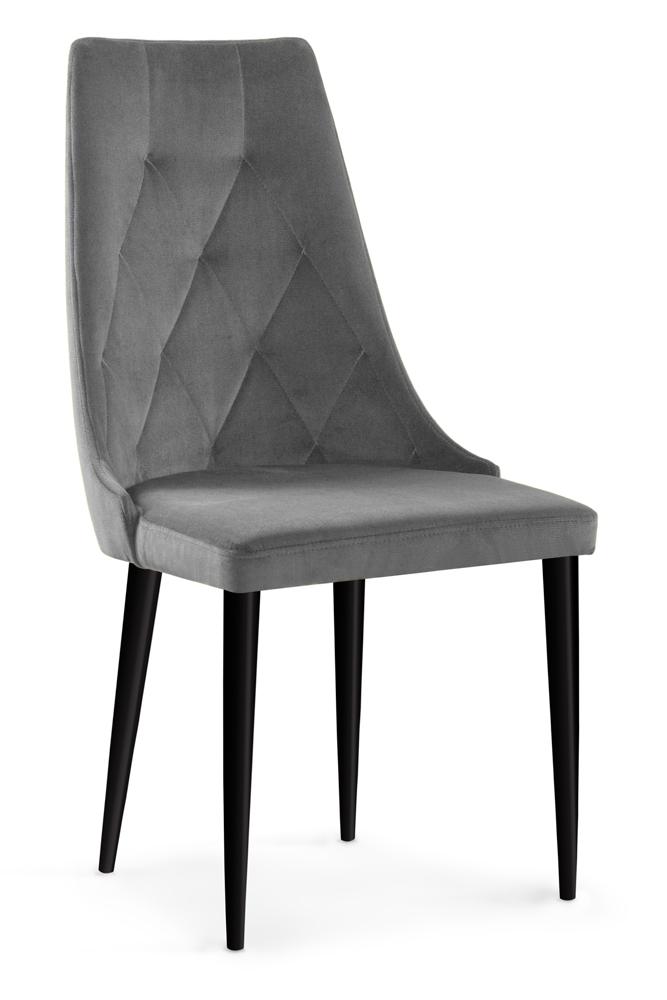 Krzesło CAREN II VELVET miodowy