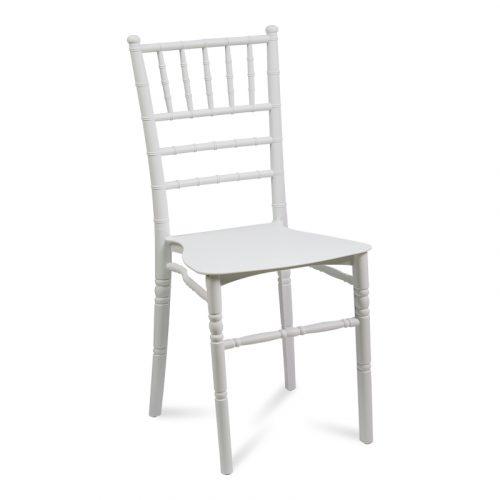 Krzesło Chaviari białe