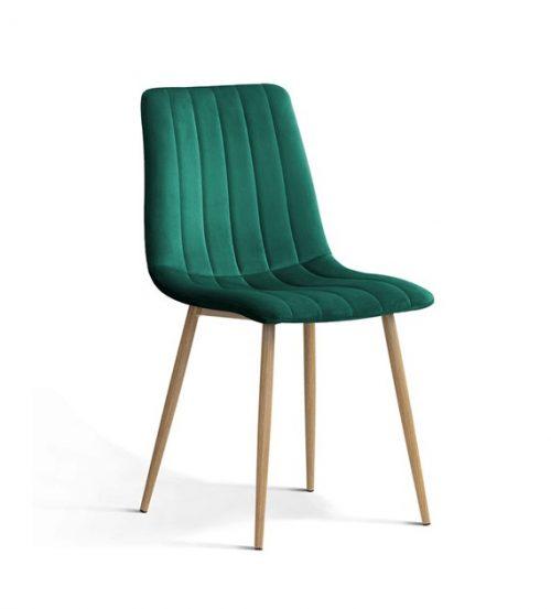 Krzesło TUKS vintag zielony