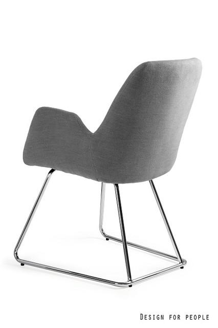 Krzesło City tapicerowane