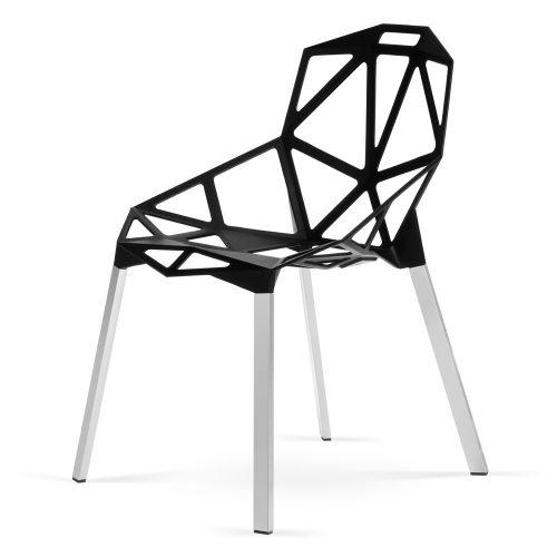 Krzesło Carbonia Gap One Chair Stool One Białe