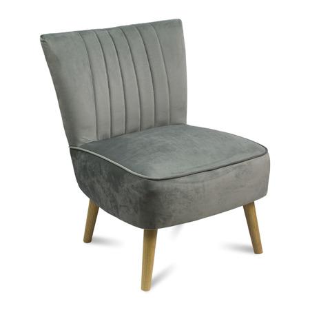 Komfortowy Fotel do salonu styl retro