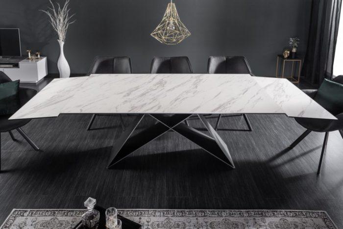 Stół PROMETHEUS 180-220-260cm  ceramiczny rozkładany