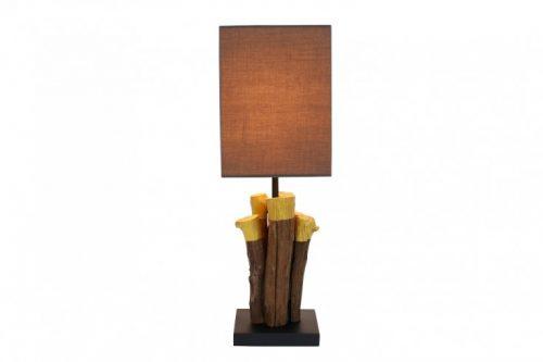 Naturalna lampa stołowa PURE NATURE 45 cm