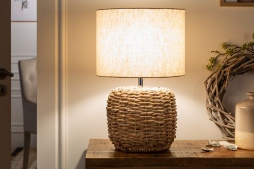 Morska lampa stołowa NATURE 47 cm