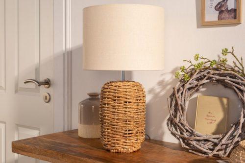 Morska lampa stołowa NATURE 51 cm
