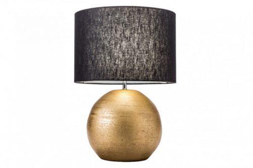 Elegancka lampa stołowa ELEGANCIA 57cm złota